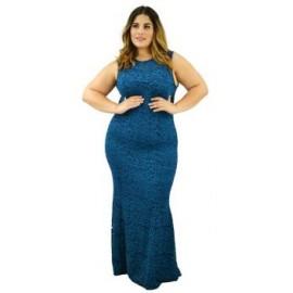 Vestido de Noche V4064-BoutiqueCurvi-VESTIDOS DE NOCHE