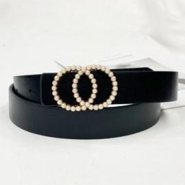 Cinturon GG con Perlas-BoutiqueCurvi-Cinturones