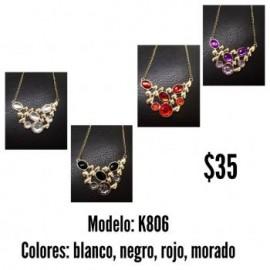Collar Modelo K806-BoutiqueCurvi-Collares