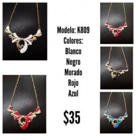 Collar Modelo K809-BoutiqueCurvi-Collares