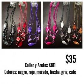 Collar Modelo K811-BoutiqueCurvi-Collares