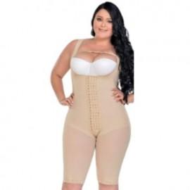 Ganchos con cuatro niveles y hombro ajustable. Faja Colombiana FAJ- 0085-BoutiqueCurvi-FAJAS COLOMBIANAS