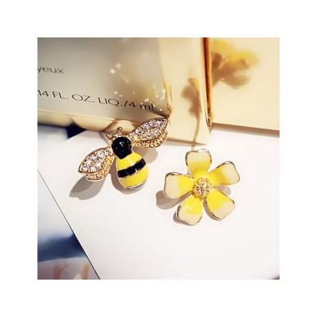 Hermosos aretes DUO Bee-BoutiqueCurvi-ACCESORIOS