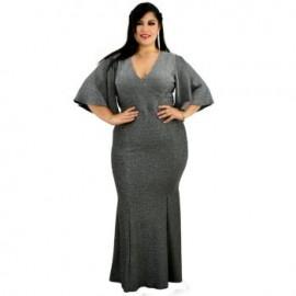 Vestido de Noche VL9351-BoutiqueCurvi-COLECCIÓN DE LUJO