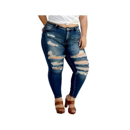 Jeans Strech JA-BAL- 6090-BoutiqueCurvi-Jeans