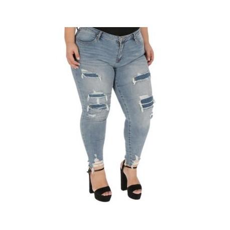 Jeans Strech JA-BAL- 6091-BoutiqueCurvi-TODAS CATEGORÍAS
