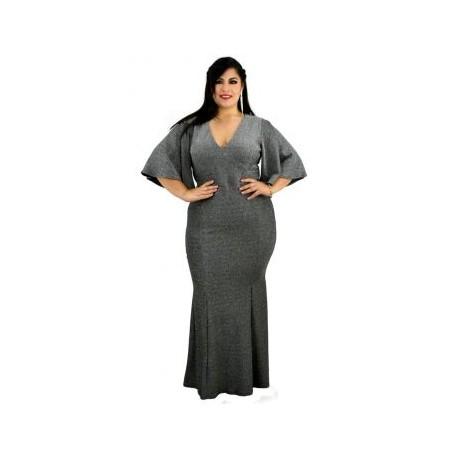 Vestido de Noche VL9351-BoutiqueCurvi-VESTIDOS