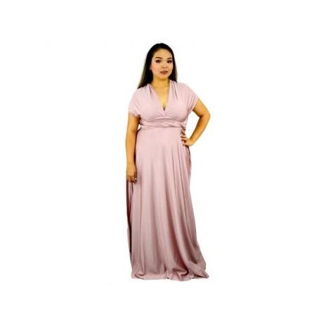 Vestido Milformas Infinity Dress-BoutiqueCurvi-VESTIDOS DE NOCHE