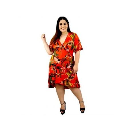 Vestido strech V 4211-BoutiqueCurvi-VESTIDOS