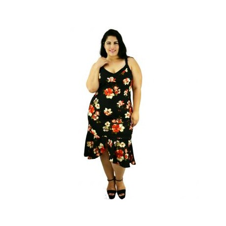 Vestido de Modelo V4181-BoutiqueCurvi-VESTIDOS
