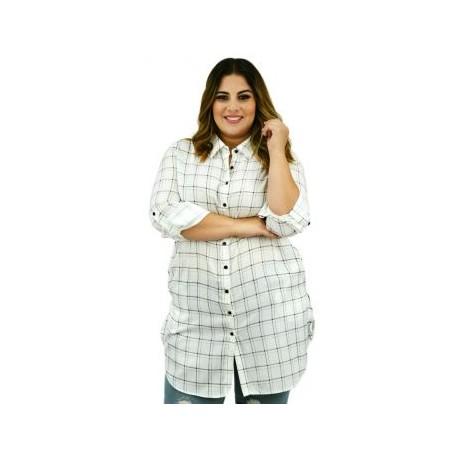 Vestido/bluson Premium* modelo V3026-BoutiqueCurvi-BLUSAS