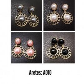 Aretes Modelo A0010-BoutiqueCurvi-ACCESORIOS