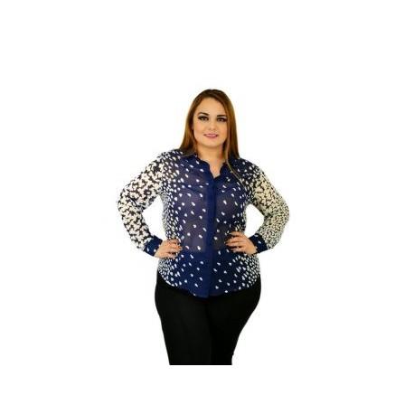 Blusa Modelo 1415-BoutiqueCurvi-BLUSAS