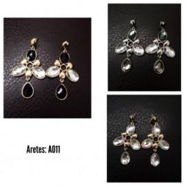 Aretes Modelo A0011-BoutiqueCurvi-Aretes