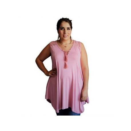 Blusa Modelo 244-BoutiqueCurvi-BLUSAS Y MÁS