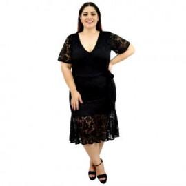 Vestido de encaje V 4212-BoutiqueCurvi-VESTIDOS