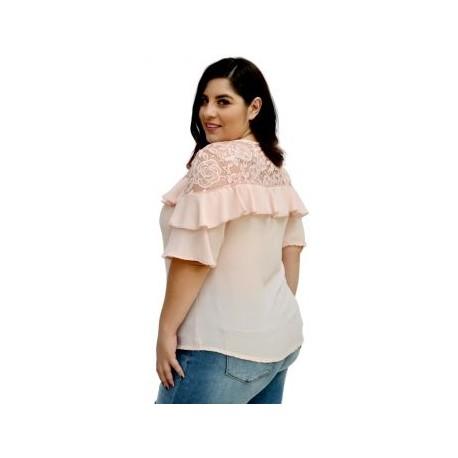 Blusa moderna modelo BL1627-BoutiqueCurvi-BLUSAS Y MÁS