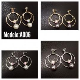 Aretes Modelo A006-BoutiqueCurvi-ACCESORIOS