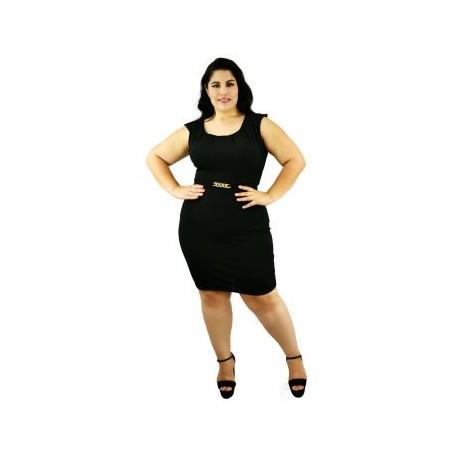 Vestido de Noche Modelo V4178-BoutiqueCurvi-VESTIDOS Y FALDAS